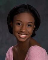 HSCC Scholar. Jessica Merie Anderson