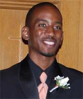 HSCC Scholar, Reginald Jamerson