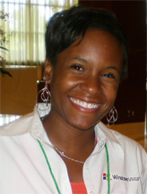 HSCC Scholar, Stephanie Lampkin