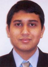 HSCC Scholar, Syed Azfar