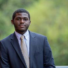 Lyndon Bowen, Jr. * Bemley Scholar (2017)