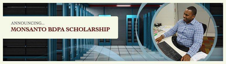 monsanto scholarship